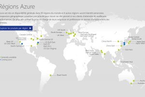 Microsoft ouvre les vannes de ses datacenters Azure en Allemagne