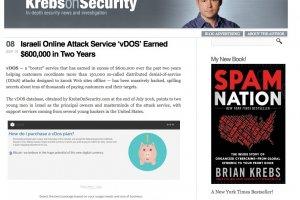 2 Isra�liens derri�re les r�centes attaques DDoS massives