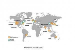 AWS ouvrira des datacenters � Paris en 2017