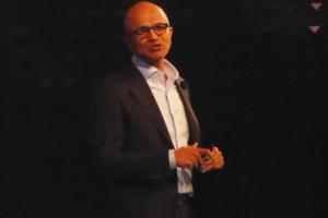 Satya Nadella super VRP à Microsoft Experiences