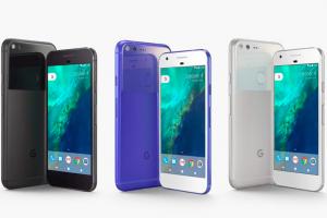 Des Google Pixel particuli�rement fades malgr� l'Assistant
