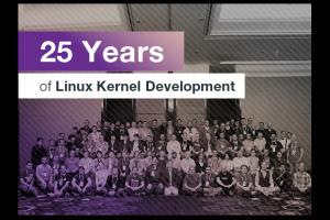 Il y a 25 ans était lancé le premier kernel Linux