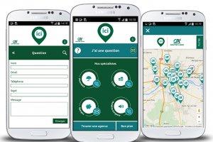 Les apps mobiles se multiplient dans les entreprises
