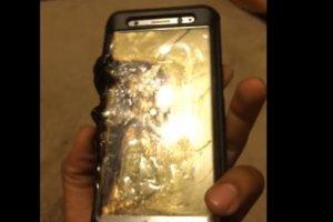 Fiasco du Galaxy Note 7 : Samsung baisse de 33% ses pr�visions de b�n�fice