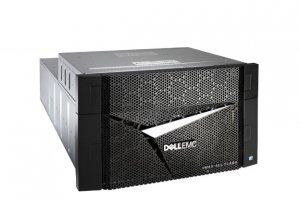 Dell EMC étoffe son portfolio flash avec un baby Vmax