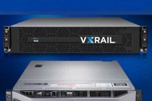 Les serveurs Dell greffés aux VxRail et VxRack d'EMC