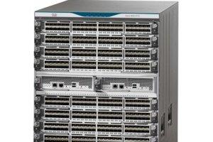 Cisco augmente le d�bit de ses solutions r�seau WAN et stockage