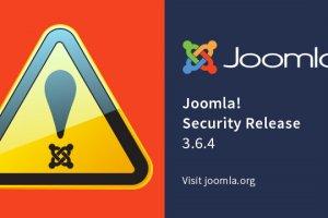 Attaques massives contre les sites Joomla exploitant des failles récemment patchées