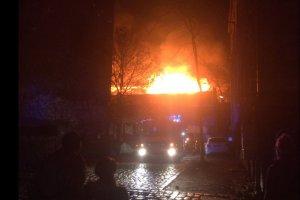 La cantine numérique de Nantes a brûlé dimanche