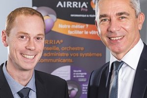 Airria recrute pour accompagner son programme IoT