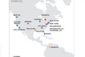 Equinix rachète 24 datacenters à Verizon pour 3,6 Md$