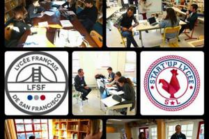 L'esprit start-up conquiert aussi le lycée français de SF