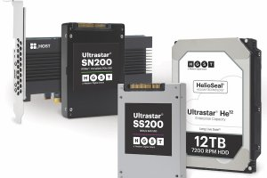 Western Digital muscle sa gamme Ultrastar avec des SSD NVMe
