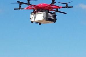 La Poste ouvre une ligne commerciale de livraison par drone