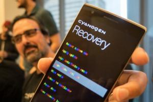 Cyanogen met la clé sous la porte