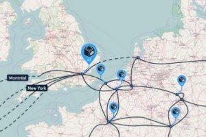 OVH installe des datacenters en Allemagne et en Angleterre