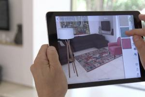Snapchat met un pied dans la réalité augmentée