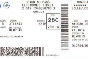 La sécurité des réservations de vol toujours mal sécurisée