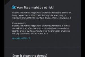 Cybereason dévoile Ransomfree, un outil gratuit pour bloquer les ransomwares