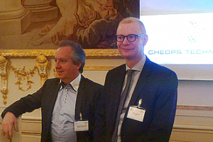 Cheops Technology s'associe à HPE pour déployer son IaaS