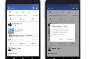 Facebook lance un détecteur de fausses news en Allemagne