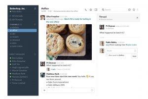 Avec Threads, Slack injecte des apartés dans les fils de discussion