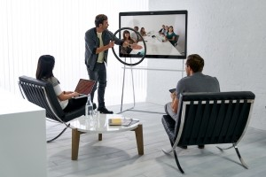 Cisco Spark Board, la tablette collaborative XXL aux airs d'iPad
