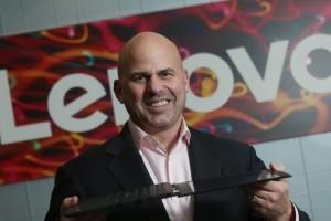 Lenovo perd son vice-président en charge de l'activité PC