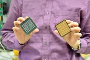 Un module IBM/Ericsson avec 64 antennes intégrées pour la 5G