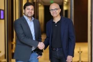 2 000 start-ups indiennes séduites par le cloud de Microsoft