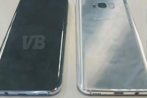 Les Samsung Galaxy S8 et Xioami Mi6 se dévoilent avant le MWC