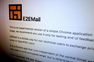 Google pousse son outil de chiffrement d'e-mails en open source