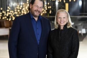 Des applications Salesforce bientôt dopées à Watson