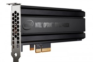 Intel lance son 1er SSD Optane pour datacenter