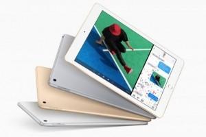 Apple dégaine un iPad 9,7 pouces à prix serré