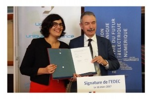 Très Haut Débit : L'Etat signe un accord de formation à 2,7 M€