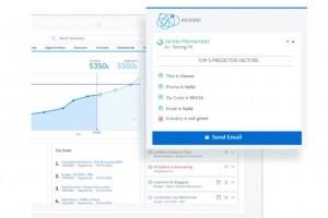 Salesforce livre aux forces de vente ses outils IA Einstein