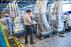 Airbus suit ses pièces détachées via le réseau mondial de Sigfox