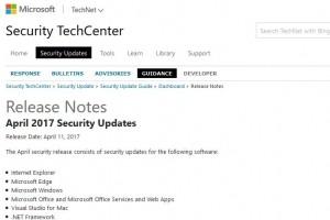 Microsoft corrige 45 failles dans son Patch Tuesday d'avril