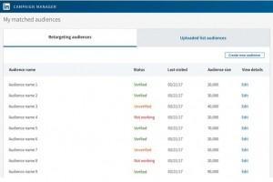 Linkedin livre 3 outils de ciblage marketing intégrés par Oracle