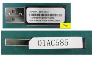 Des clés USB IBM pour Storwize infectées par un malware