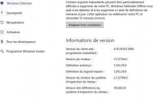 Une faille critique des logiciels anti-malware Microsoft corrigée