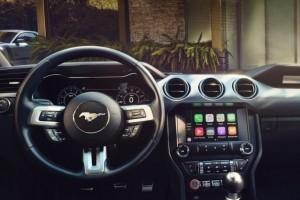 1e mise à jour OTA Android Auto et Apple CarPlay pour Ford