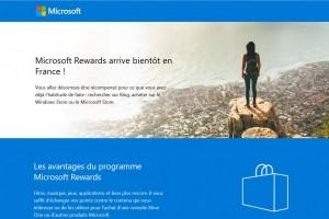 Microsoft récompensera bientôt les utilisateurs de Bing en France