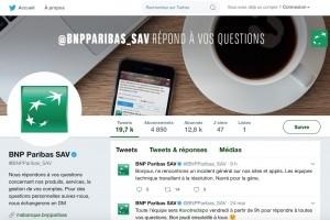Une panne de serveur DNS rend inaccessible des sites de BNP Paribas