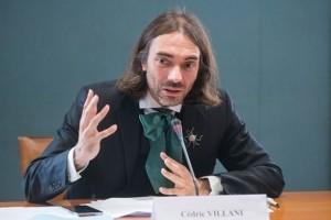Cédric Villani devient président de l'Opecst