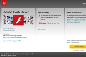 Clap de fin pour le Flash Player d'Adobe