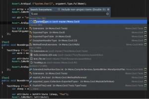 JetBrains a livré son IDE Rider, alternative à Visual Studio