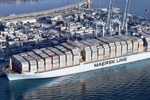 L'impact de NotPetya sur Maersk pourrait s'élever à 300 M$