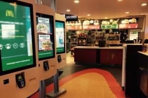 Capgemini digitalise les restaurants McDonald's